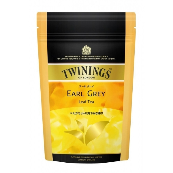 Twinings Earl Grey leaf Tea 75g